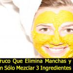 Mascarillas Caseras – 3 Ingredientes Que Te Harán Lucir De 15