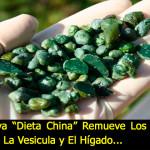 Un Médico Chino Afirma Que Esta Dieta Natural Es Realmente Efectiva Para Remover Las Piedras y Calculos De La Vesícula y El Hígado.