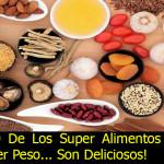 Top 10 | Super alimentos Para Perder Peso